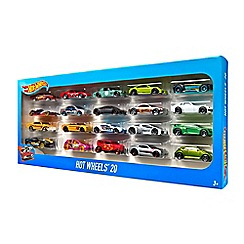 Hot Wheels - Basic 20 car gift pack