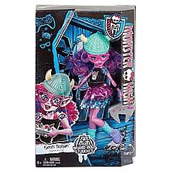 Monster High - Brand-boo students kjersti trollson doll