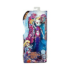 Monster High - Great scarrier reef glowsome ghoulfish lagoona blue doll