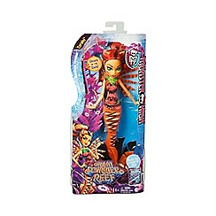 Monster High - Great scarrier reef glowsome ghoulfish toralei doll