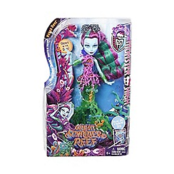 Monster High - Great scarrier reef down under ghouls posea reef doll