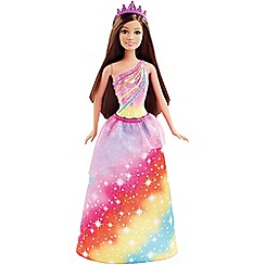 Barbie - Princess rainbow fashion