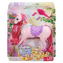 Barbie - Endless hair kingdom unicorn