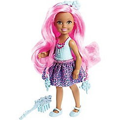 Barbie - Endless hair kingdom chelsea - blue