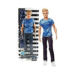 Barbie - Barbie Fashionistas Boy Ken Doll