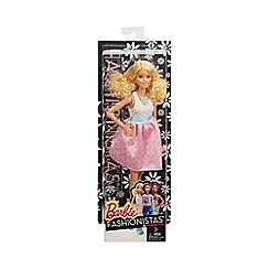 Barbie - Fashionistas doll 14 powder pink