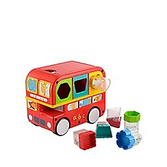 Early Learning Centre - Shape Sorting Bus