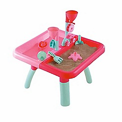Early Learning Centre - Sand and Water Table Pink