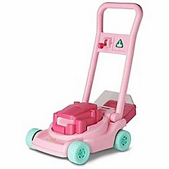 Early Learning Centre - Lawnmower pink