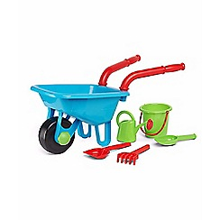Early Learning Centre - Blue wheelbarrow set