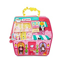 Lalaloopsy - Mini Lalaloopsy Style 'n' Swap Carry Along Playhouse