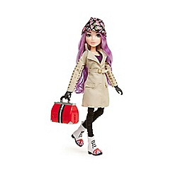 Project mc2 - Doll with Experiment- McKeyla's Invisible Ink