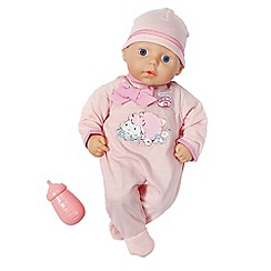 Baby Annabell - my first doll