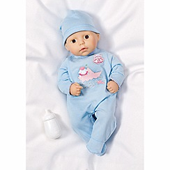 Baby Annabell - my first Brother Doll