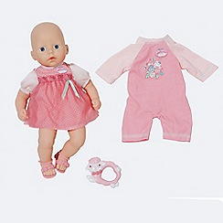 Baby Annabell - my first Rose Doll with Romper