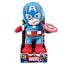 Captain America - 10' plush toy