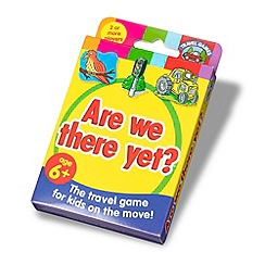 Paul Lamond Games - Are We There Yet? Game