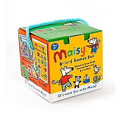 Paul Lamond Games - Maisy 4:1 Games Cube