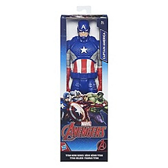 Marvel - Titan Hero Series Captain America