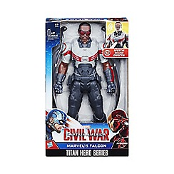 Marvel - Titan Hero Series Marvel s Falcon Electronic Figure