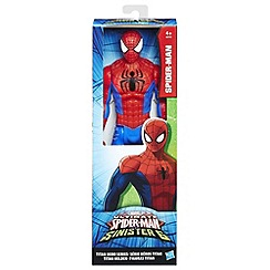 Spider-man - 12' Titan Hero Series Spider-Man Figure