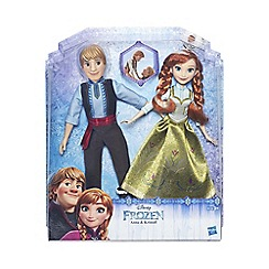Disney Frozen - Anna and Kristoff 2 Pack