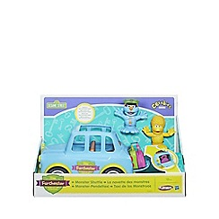 The Furchester Hotel - Monster Shuttle from Playskool