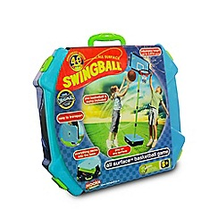 Swingball - Junior basketball metal