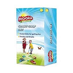 Mookie - Crazy golf set