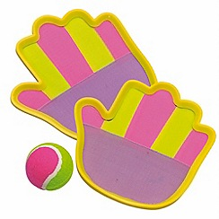 Mookie - Catchball game hand shaped