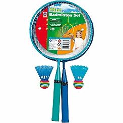 Mookie - Mini badminton set in clamshell