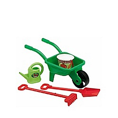 Mookie - Wheel barrow & toys