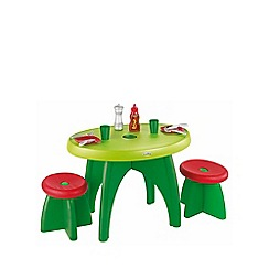 Mookie - Abrick table & chairs set