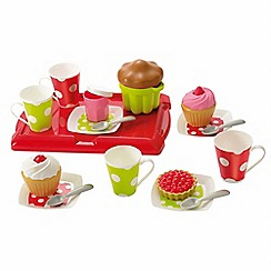 Mookie - Tea set box with tray