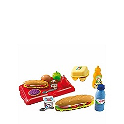 Mookie - Sandwich box with tray
