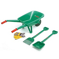Bosch - Wheel barrow and garden set