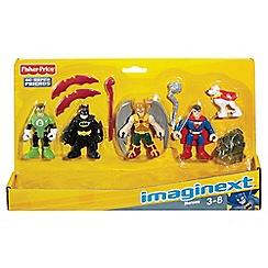 DC Comics - Fisher-price  DC super friends imaginext dc super heroes