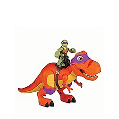 Teenage Mutant Ninja Turtles - Half-Shell Heroes T-Rex and Donnie