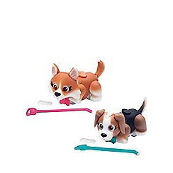 Flair - Pet Parade Twin Puppy Pack - Corgi and Beagle