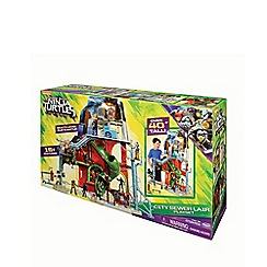 Teenage Mutant Ninja Turtles - Movie 2 Sewer Lair Playset