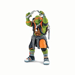 Teenage Mutant Ninja Turtles - Movie 2 Super Deluxe Mikey