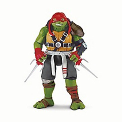 Teenage Mutant Ninja Turtles - Movie 2 Super Deluxe Raph
