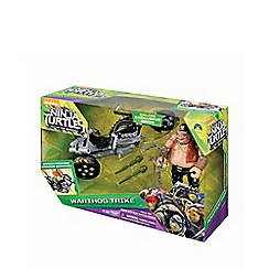 Teenage Mutant Ninja Turtles - Movie 2 Bebop with Warthog Trike