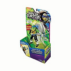 Teenage Mutant Ninja Turtles - Movie 2 Deluxe Talking Figure Leo