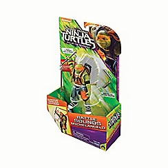 Teenage Mutant Ninja Turtles - Movie 2 Deluxe Talking Figure Mikey