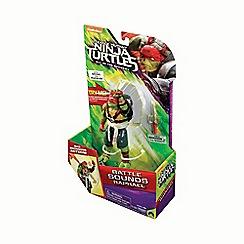 Teenage Mutant Ninja Turtles - Movie 2 Deluxe Talking Figure Raph