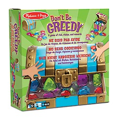Melissa & Doug - Don't Be Greedy - 19450