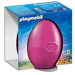Playmobil - Mermaid with Seahorses gift egg - 4946