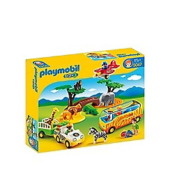 Playmobil - 123 Safari Set - 5047