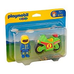 Playmobil - 123 Motorbike - 6719